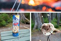 Stuff to eat while camping