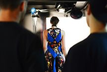 Spring 2013 by Tommy Ton / Proenza Schouler Spring Summer 2013 Behind the Scenes Photographed by Tommy Ton