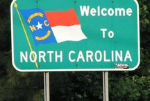 North Carolina on my Mind / by Judy Freeman