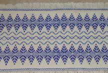 Swedish weaving ideas / by Karen Shrader
