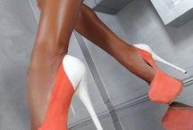 обувь / кроссы и каблики
