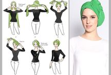 hijab / turbans