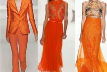 Color me Tangerine / by Maureen Pascall