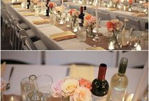 DIY Wedding Décor / Planning a wedding? Let us help!  http://www.conferences.unh.edu/weddings-and-special-events/