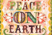 Peace-Full / Peace out.