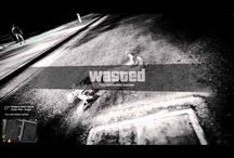 GTA V / Grand Theft Auto V: hra s otevřeným světem, akční adventura