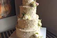 Cakes- Made in House / Beautiful cakes created by our Pastry Chef, Ashley Jenkin