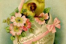 VintageCards 'n Letters / Cards of old, and new printable vintage cards and papers.