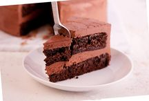 Dessert / My baking accountability board.