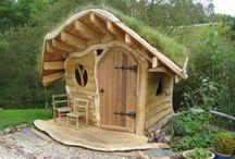 Gartenhütte Gartenhaus
