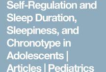 Counseling: Self Regulation