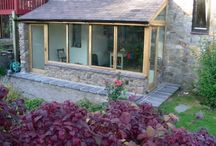 Wooden room extensions