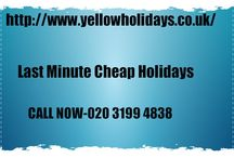 Last Minute Cheap HolidaysUK
