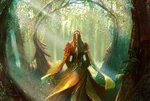 Elven inspiration