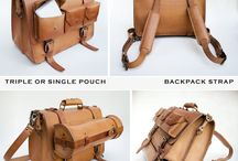 Bags by Kendal & Hyde, Co. / By Kendal & Hyde
