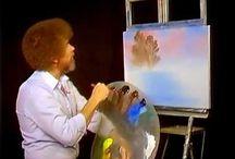 Filmpjes over schilderen/tekenen