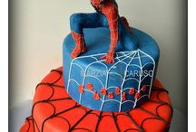 Fiesta de hombre araña