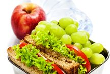 School Lunch Box Ideas / Some curated lunch box ideas for your school going childre.  Some great ideas for the Working Mom