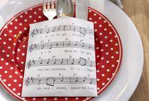 musica e tavola