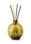 SuperStix Reed Diffusers / La-Tee-Da reed diffusers are styled from hand-blown art glass to become beautiful decorative objects. Drawn up through the reeds, the subtle and tantalizing fragrance breathes freshness into the air, ushering in a captivating sense of comfort and tranquility.