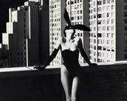 "Helmut Newton / ""My job as a portrait photographer is to seduce, amuse and entertain.""     - Helmut Newton"