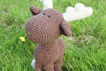 I wana crochet and knit!