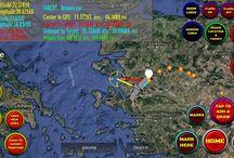 GPS Location Mark