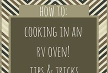 Camping: Cooking in an RV