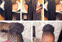 hair brads and natural hair care
