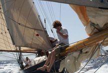 Sailing / by Elizabeth Valencia H