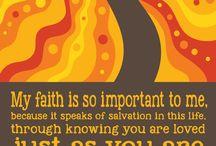 Faith & Spirit / by Jenn Crowell