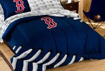 Team Bedding / Make a Sports Team themed bedroom!
