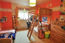 To Infinity And Beyond! / A selection of fantastic kids bedrooms