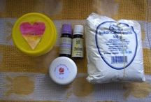 Homemade household products