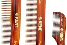 Combs and Brushes for Beard and Hair