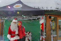 Holiday Celebration at Grand Targhee Resort / Our holiday celebration is always a great time of the year. Santa, fresh tracks, sleigh rides, fireworks, live music and more!