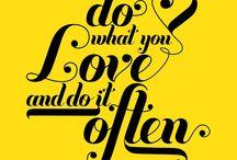 Inspirational Words / by Jenn LaBelle