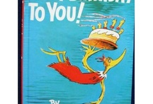 Dr Seuss Birthday / by Cassidy Traylor