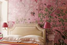 Bedroom ideas pink of course
