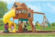 Kids playground ideas