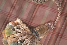 Glands clé - Key tassels