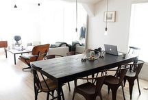Dining Area / Planning our new apartment in Oslo :)