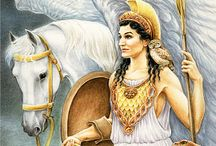 Greek mythology / by Michelle Stacy Davidson