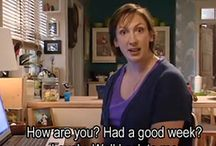Gotta love a bit'o Miranda! / The funniest woman ever, can't wait to go see her!ahh