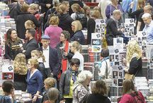 Book Fairs & Literary Festivals