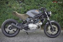 VTR250 / Ideas for my 2002 Honda VTR250