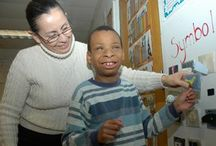 Deaf-Blind / Resources for families of children with a combination of visual and hearing disabilites