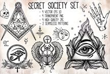 انجمن سری Secret societies