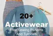 Clothing/Sewing Patterns