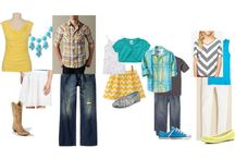 Photography What to Wear Guides / by Amber Zeigler